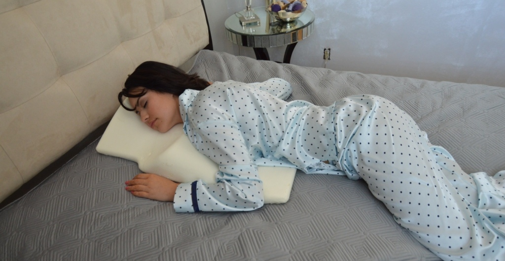 the best stomach sleeper pillow experience available